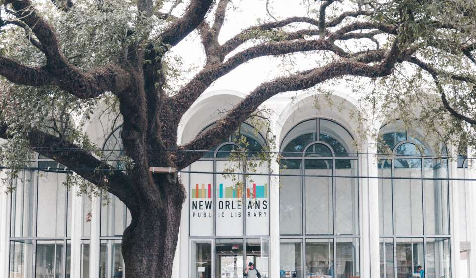 Mid-City Library
