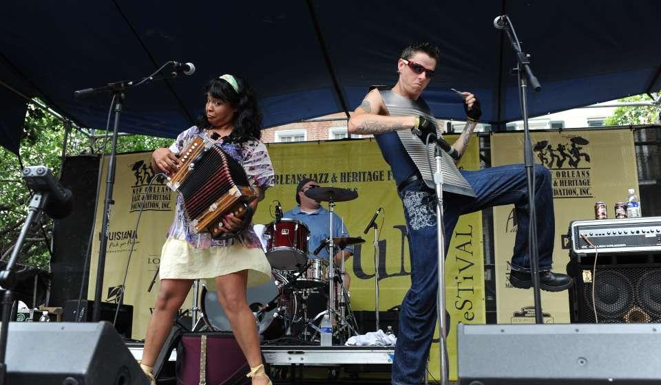 Louisiana Cajun Zydeco Festival