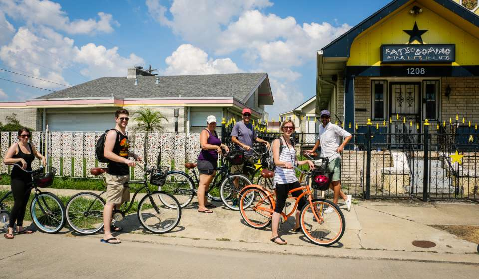 Top New Orleans Bike Tours