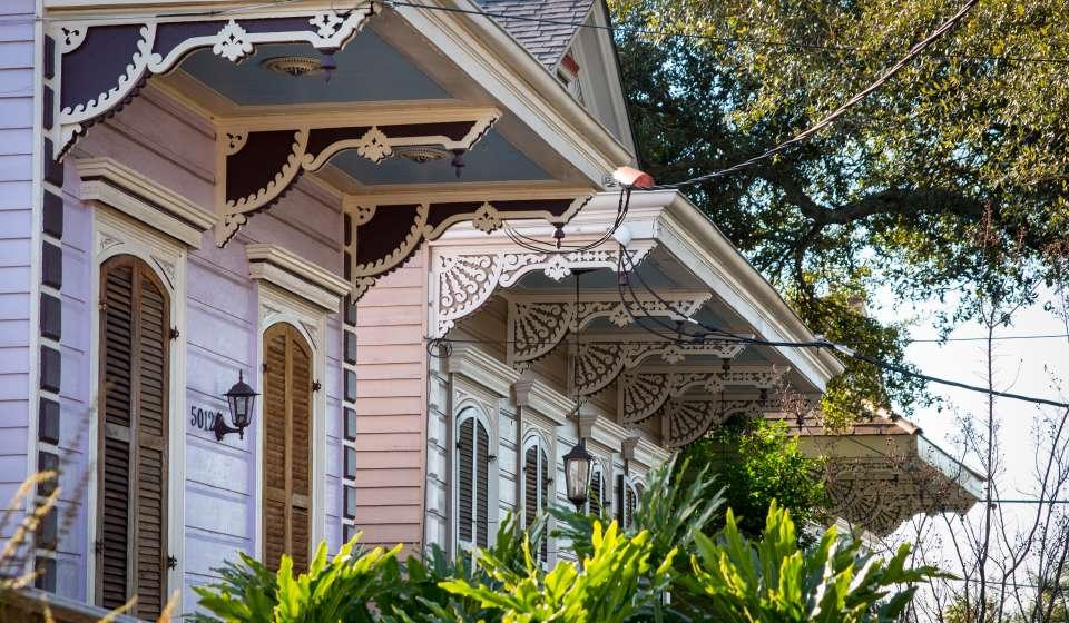Holy Cross Neighborhood- Lower Ninth Ward