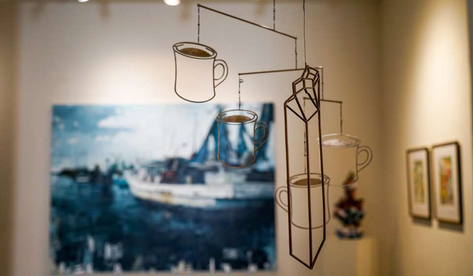 Le Mieux Gallery - Julia Street - Warehouse District