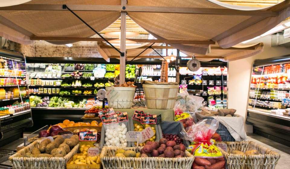 Dryades Public Market