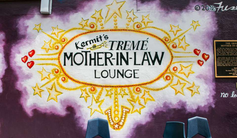 Kermit's Treme Mother-In-Law Lounge