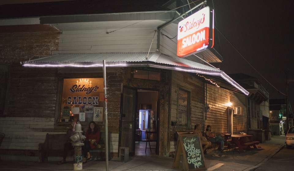 Sidney's Saloon