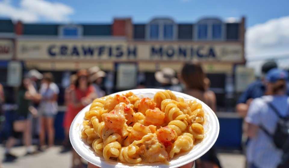 Crawfish Monica - Jazz Fest 2016