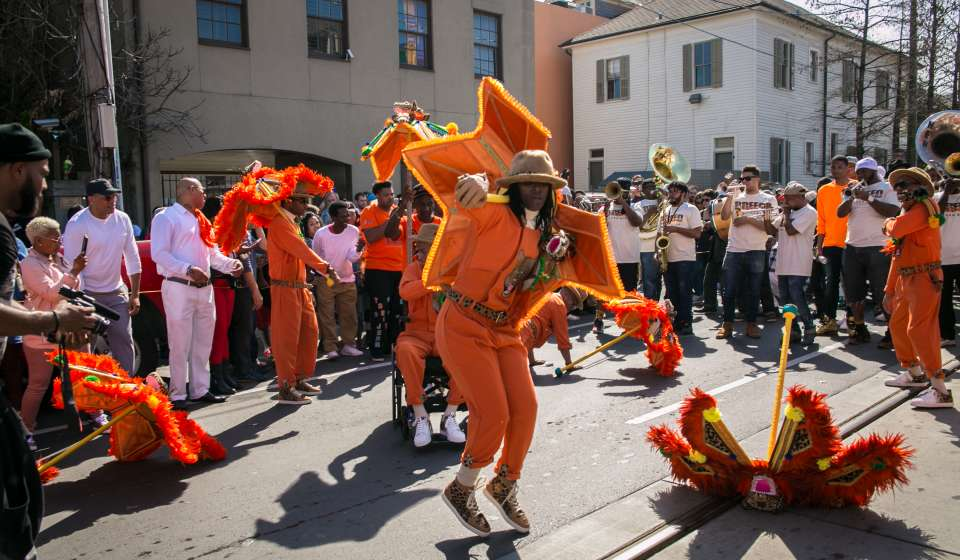 Sunday Second Line