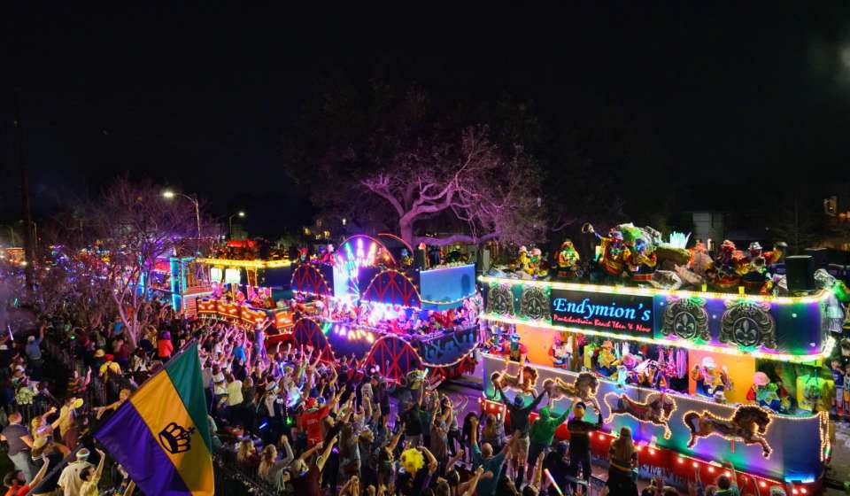Krewe of Endymion 2017