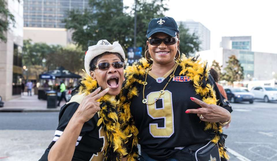 New Orleans Game Day Itinerary