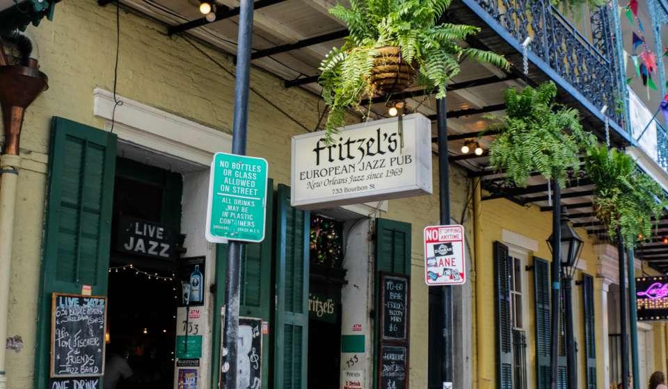 Fritzel's European Jazz Pub