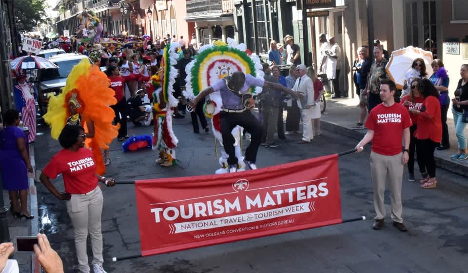 NTTW Travel Rally Parade 2017