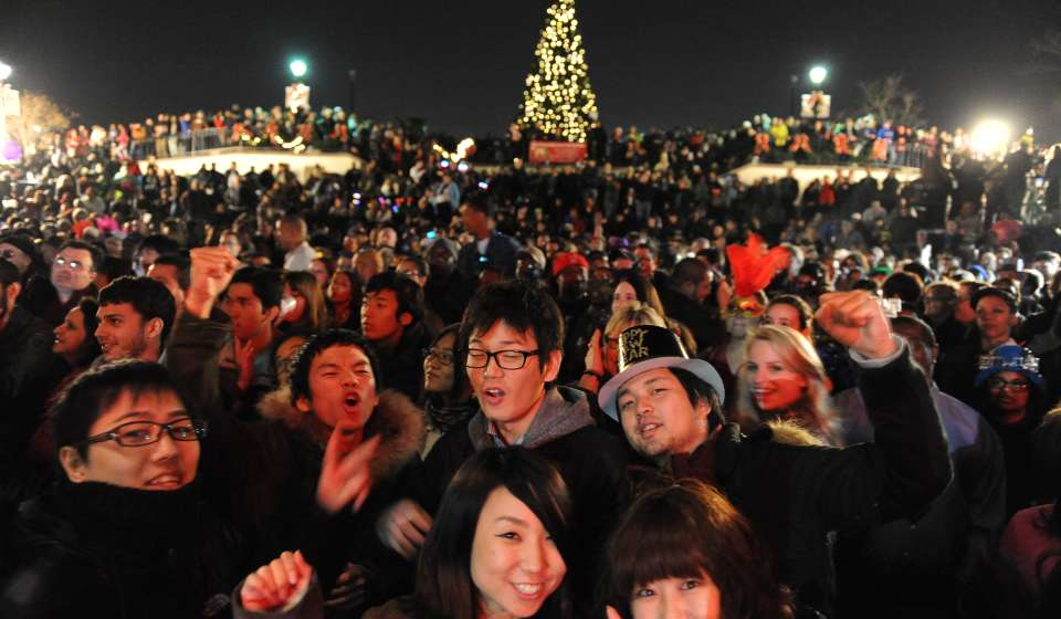 New Year's Eve - Jackson Square
