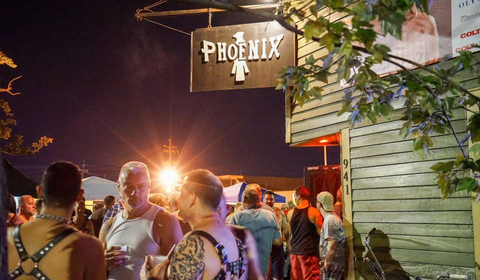 Southern Decadence at The Phoenix Bar