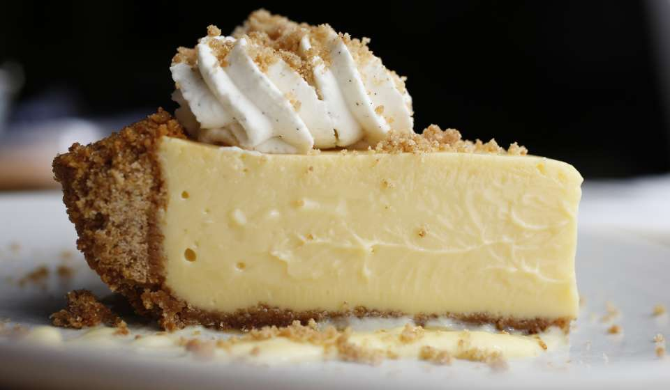 Key Lime Pie - Peche