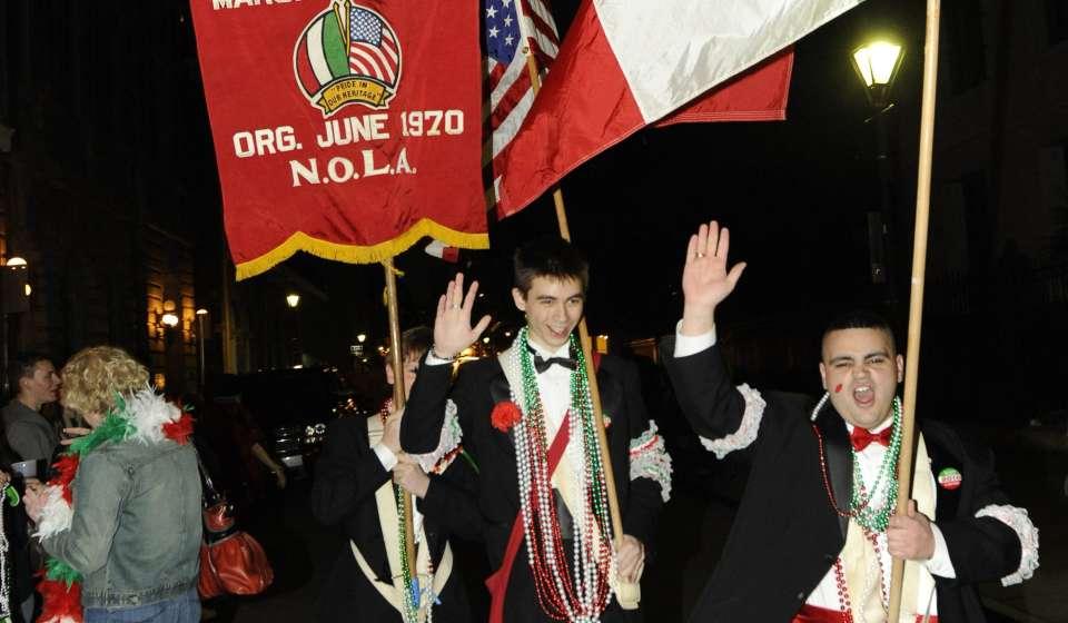 St. Joseph's Day Italian Parade