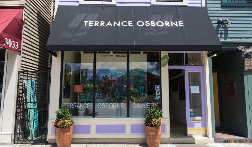 Terrance Osborne Gallery