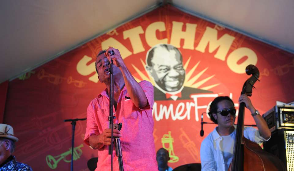 John Boutte - Satchmo SummerFest