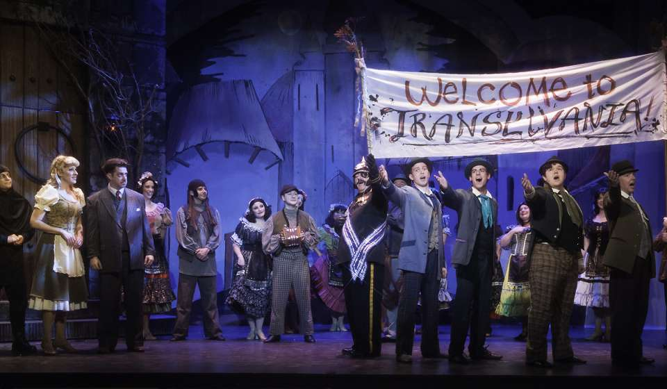 Young Frankenstein- Rivertown Theaters