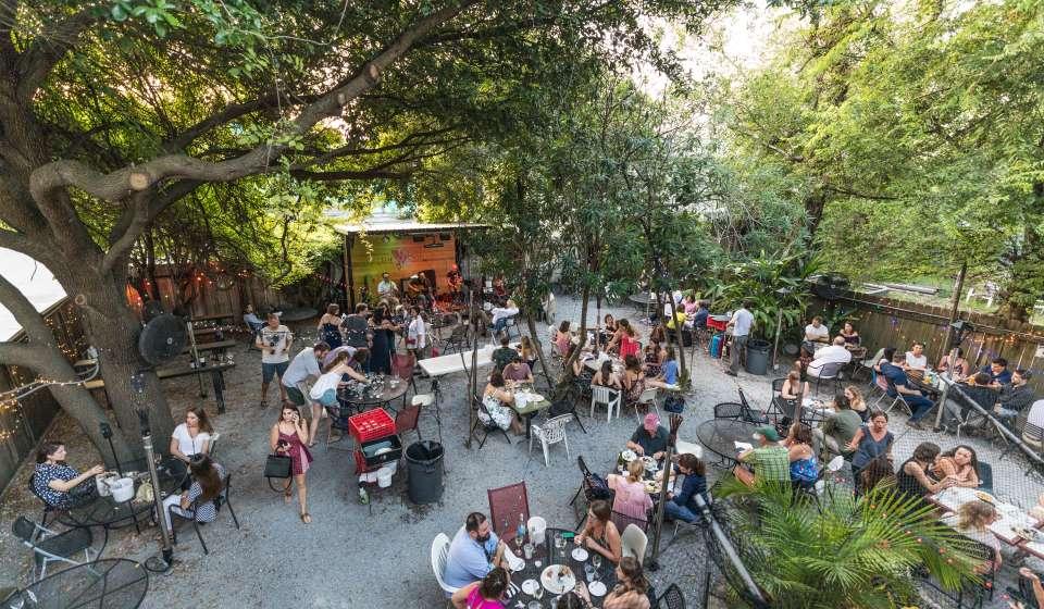 Bacchanal - New Orleans