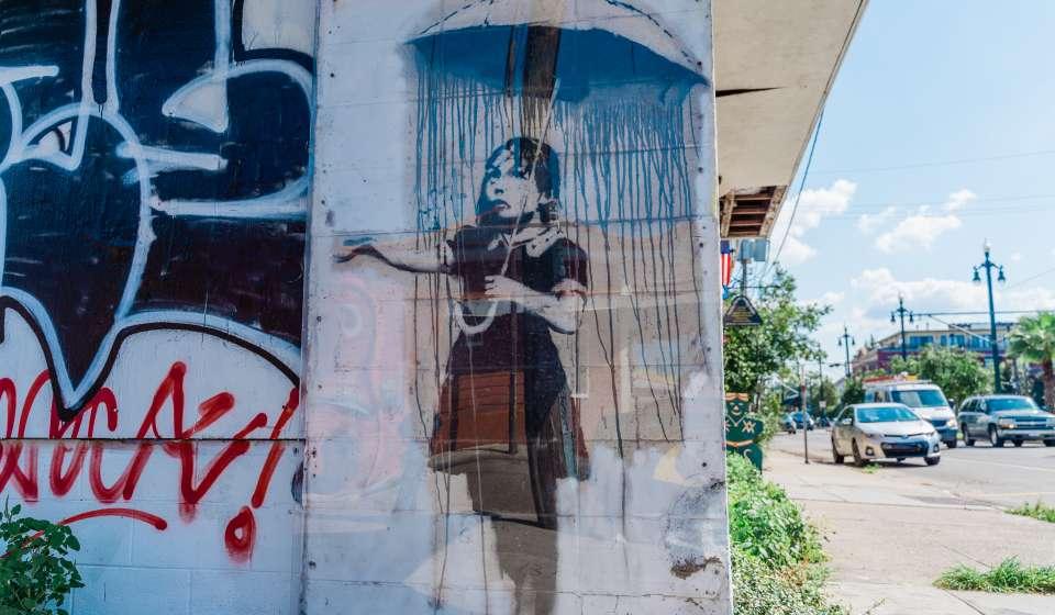 Banksy - Marigny