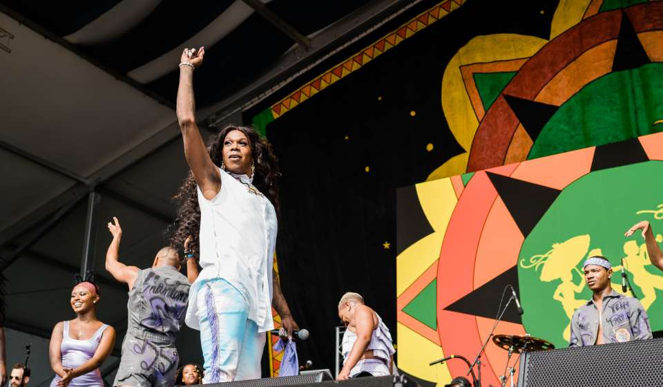 Big Freedia - Jazz Fest