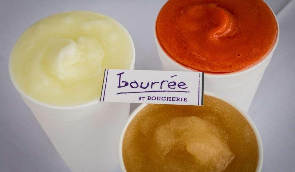 Bourrée at Boucherie