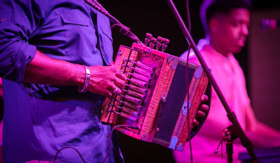 Cajun-Zydeco Music