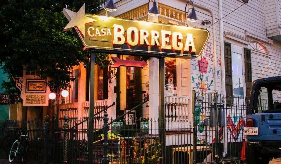 Casa Borrega