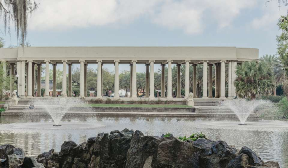 The Peristyle at City Park