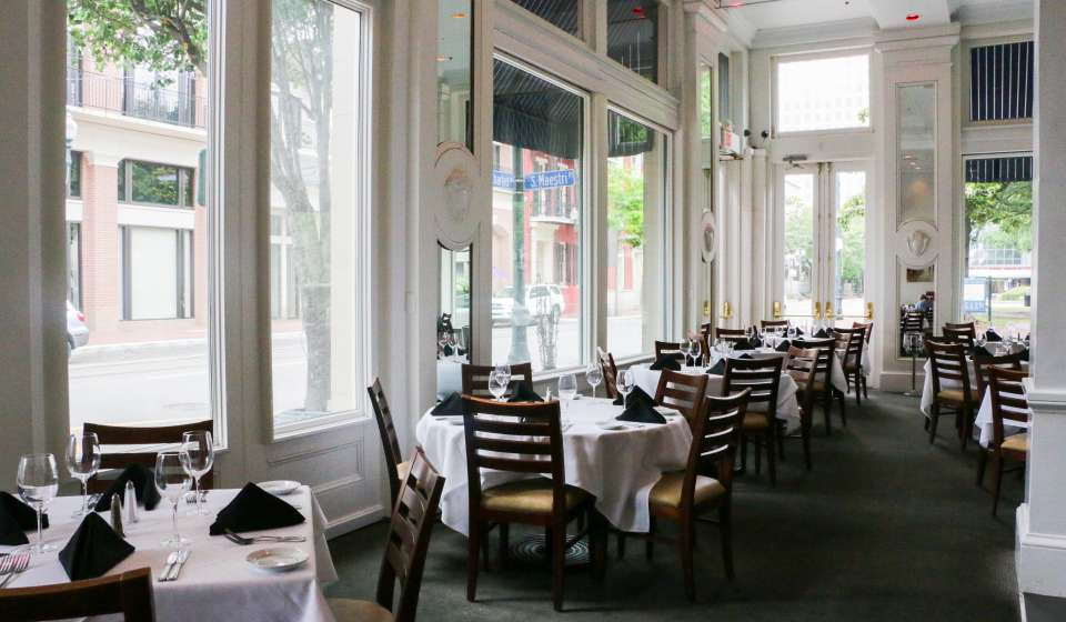 Desi Vega's - Lafayette Hotel