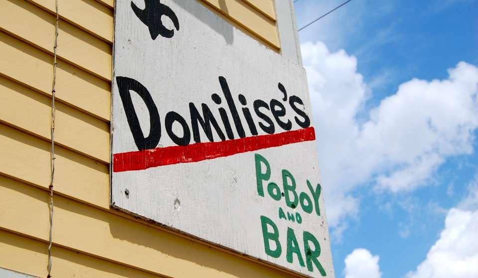 Domilise's