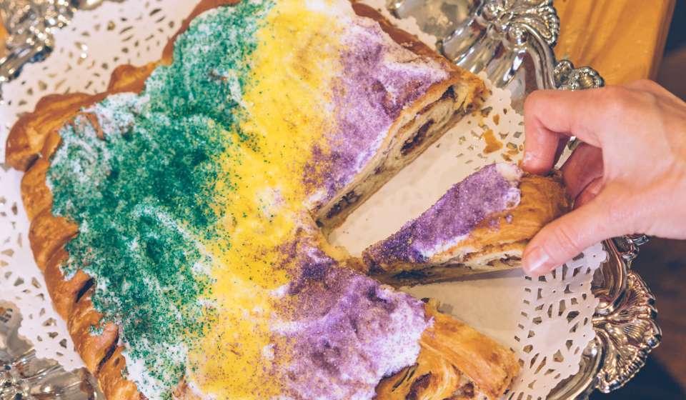 Dong Phuong King Cake