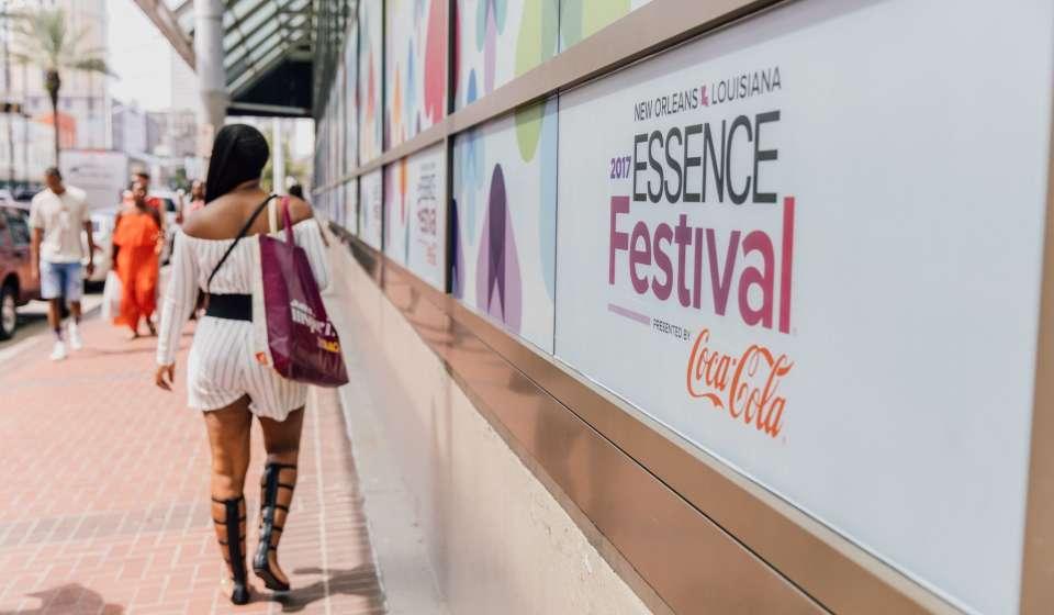 Essence Fest in 2017