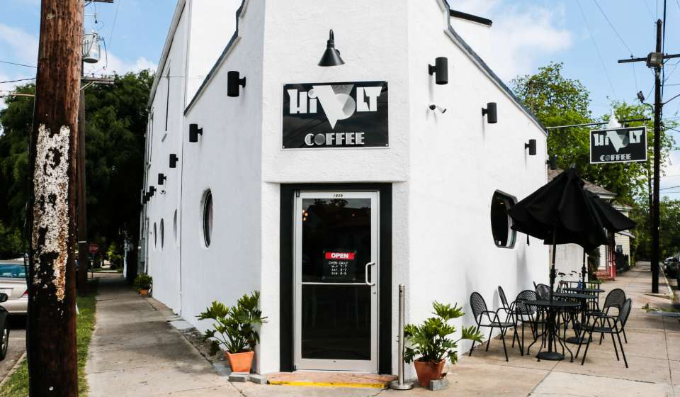 Hivolt Coffee