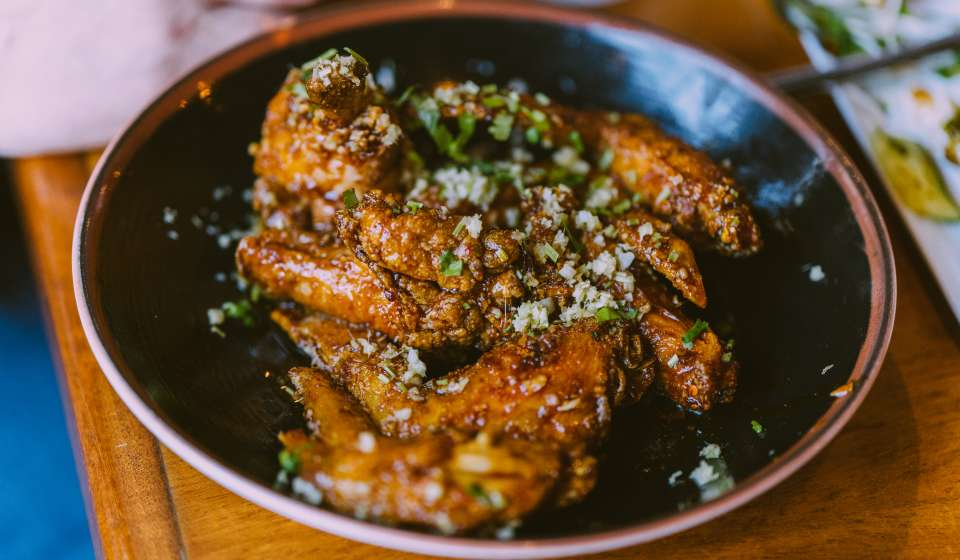Lemongrass Chicken Wings - MoPho