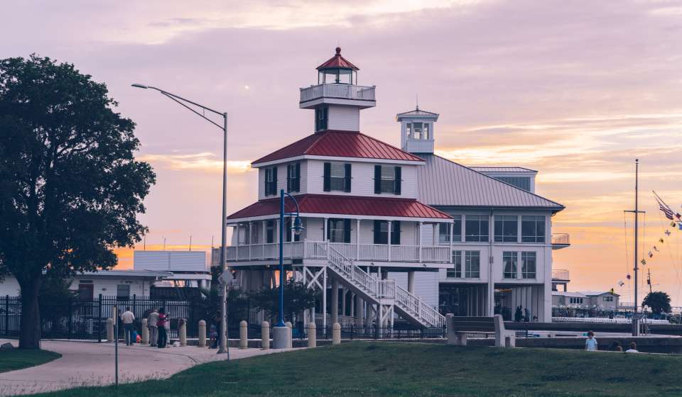 New Canal Lighthouse Museum