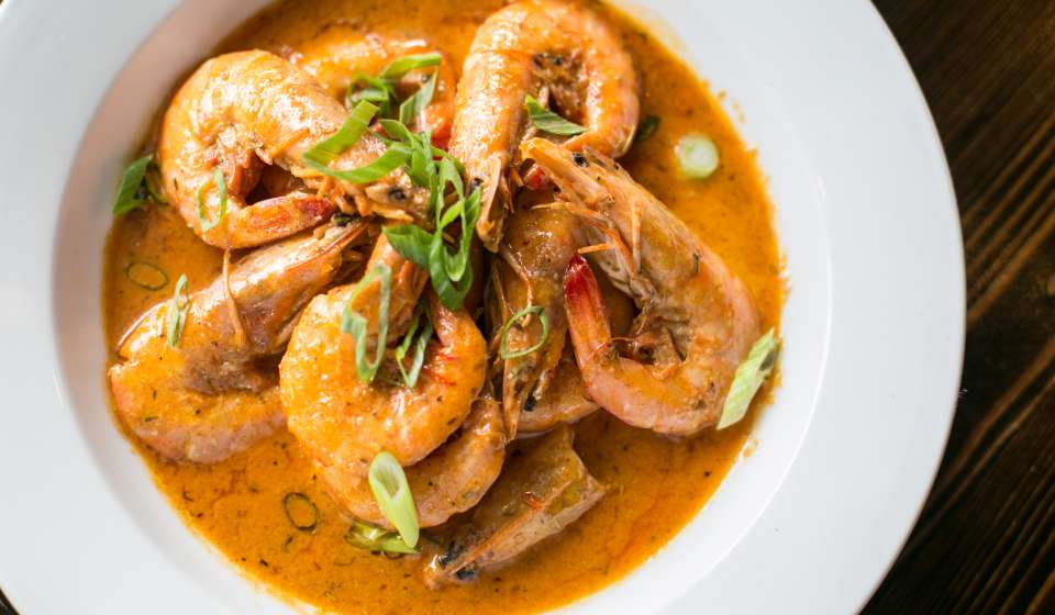Barbeque Shrimp