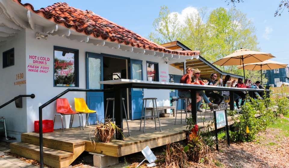 Pagoda Cafe