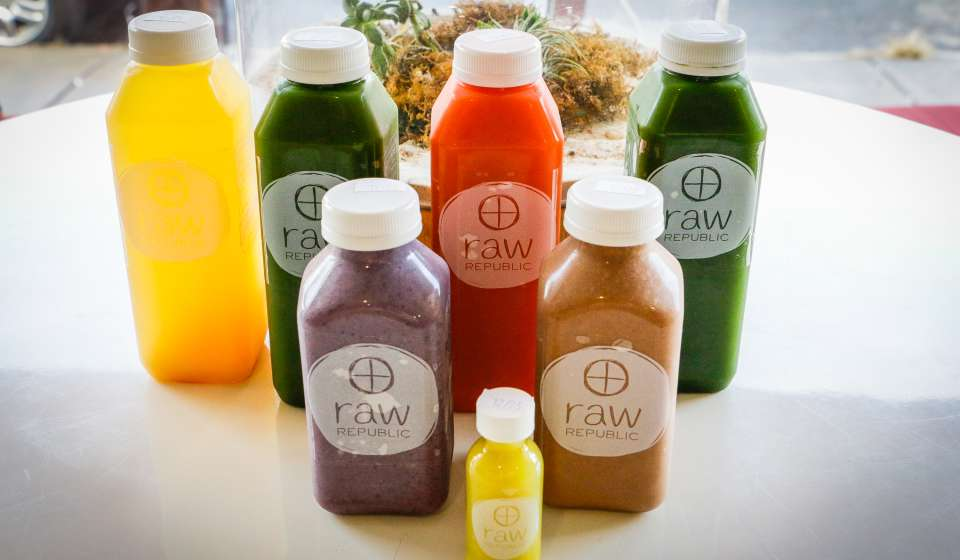 Raw Republic Juice Bar