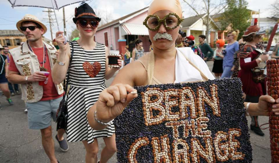 Krewe of Red Beans