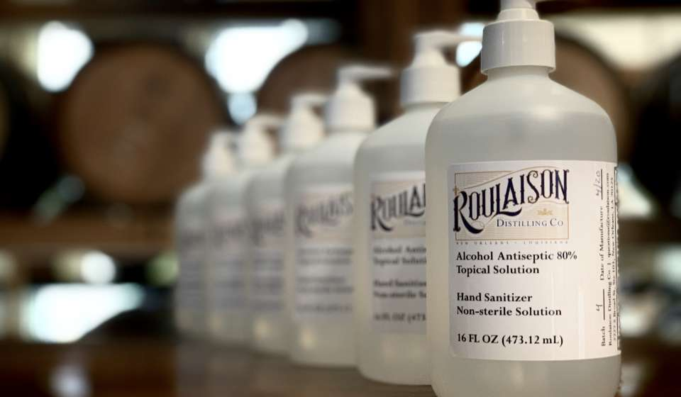 Roulaison Distilling Co.
