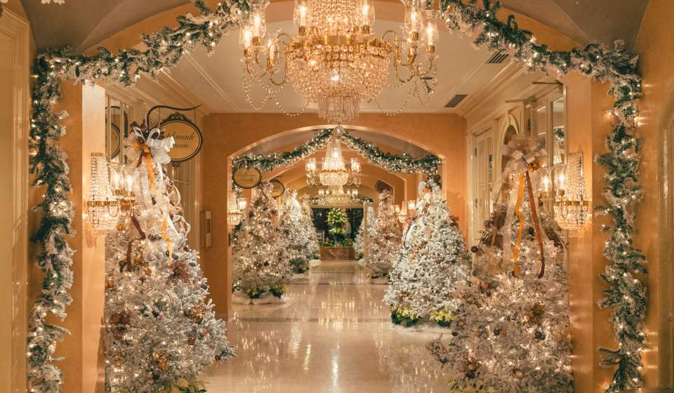 Royal Sonesta - Holiday Decorations