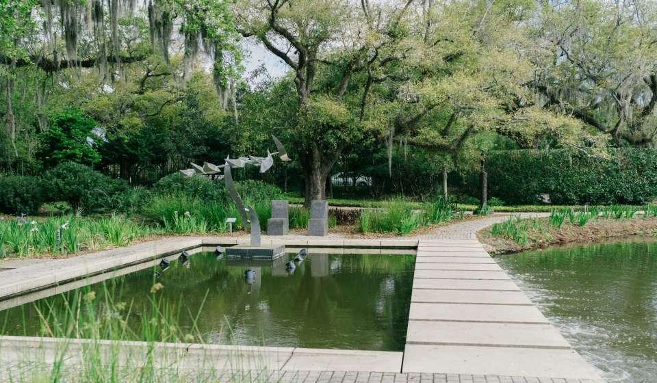 Sydney & Walda Besthoff Scultpure Garden