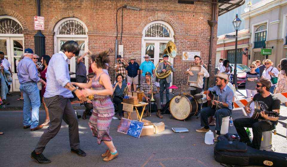 Festival del Barrio Francés