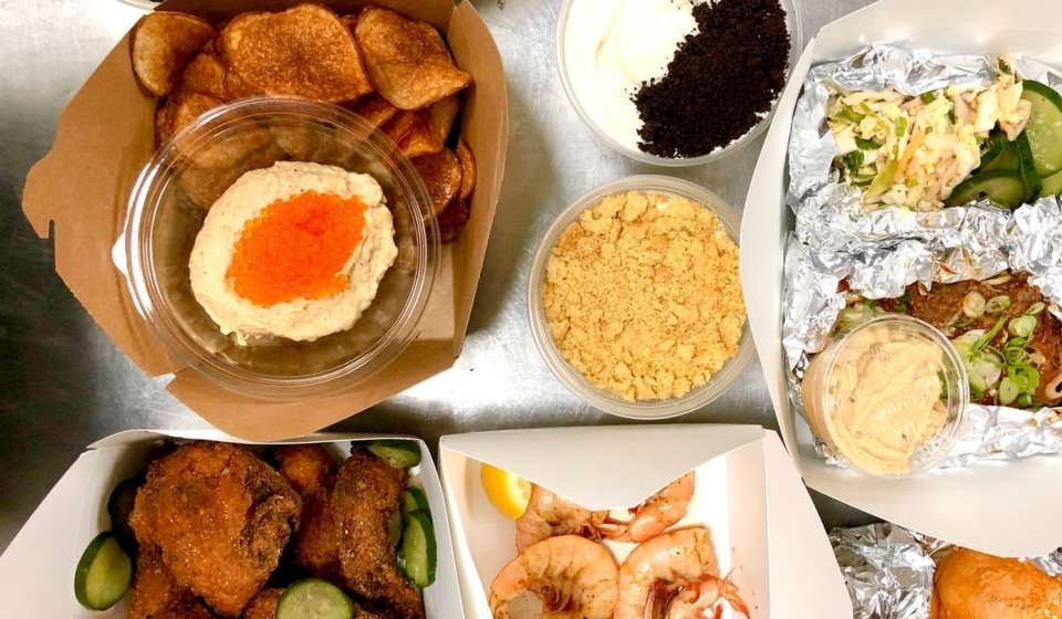 Coquette Family-Style Meals To-Go