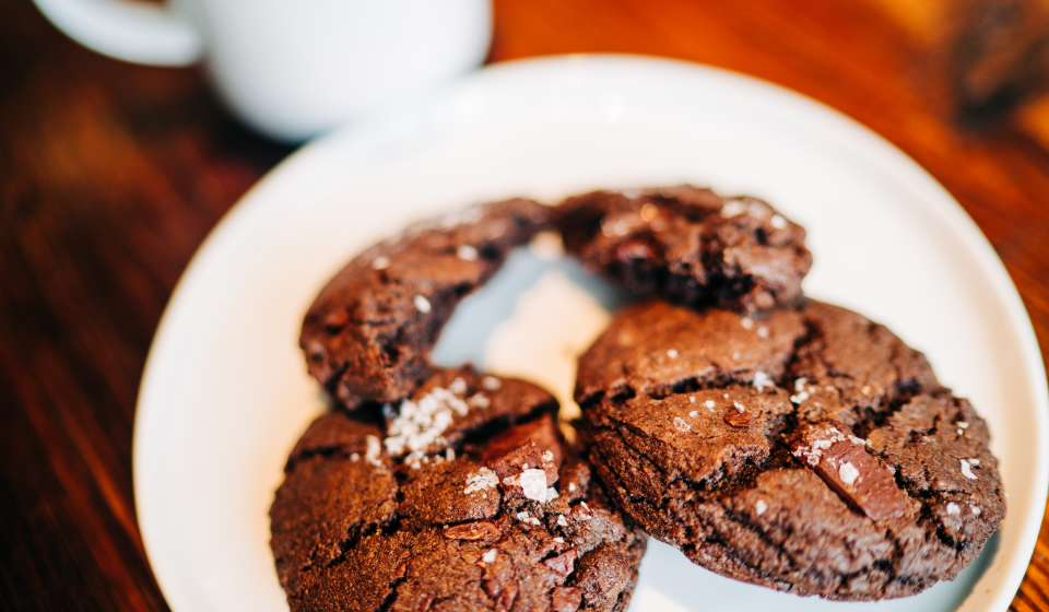 Vegan Olive Oil Cookies, Levee Baking Co.