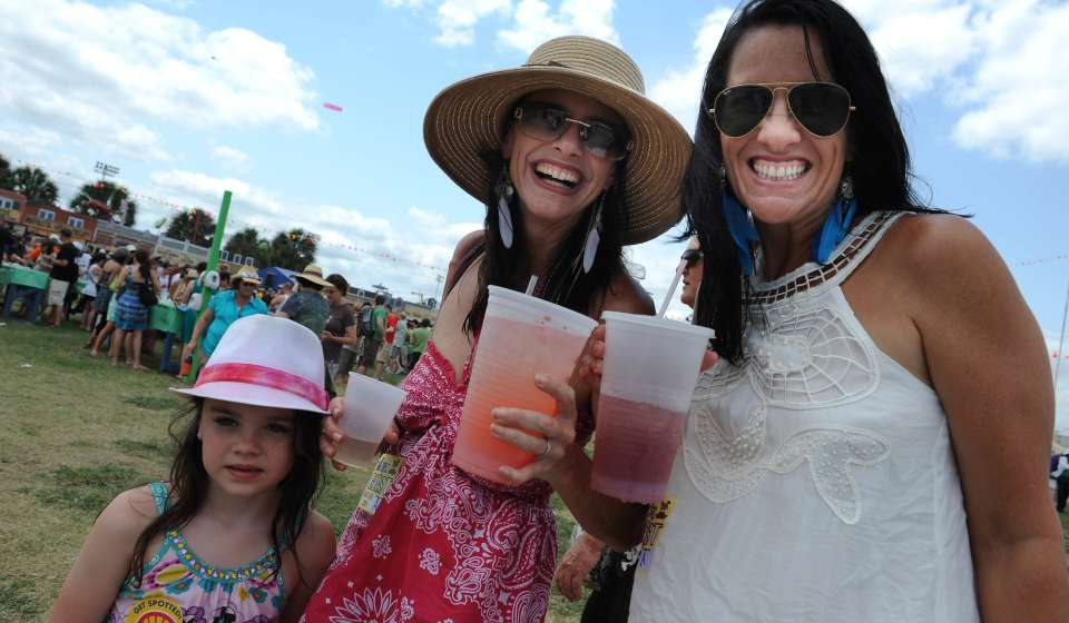 Fest Fashion - New Orleans Jazz and Heritage Festival