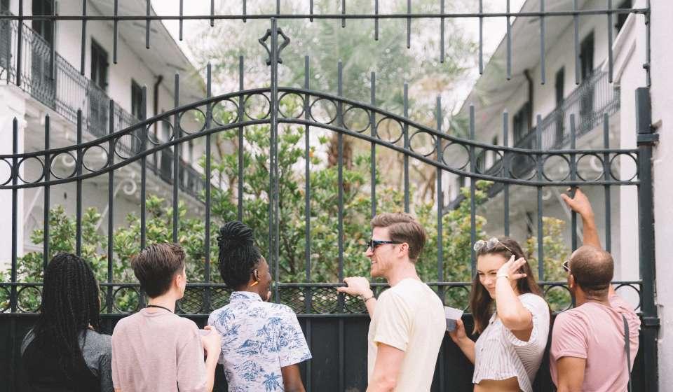 Summer Fashion - New Orleans