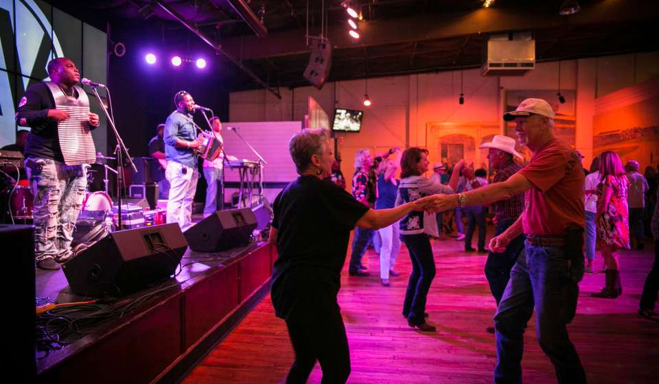 Zydeco Night - Mid-City Rock'n'Bowl