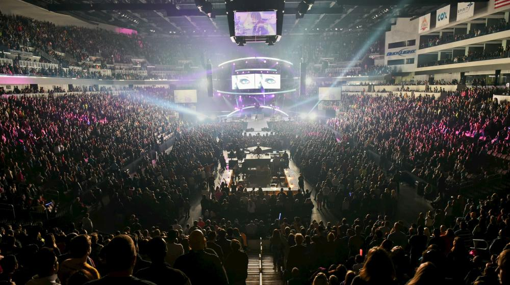 INTRUST Bank Arena in Wichita KS is great for concerts, live entertainment, sporting events and trade shows