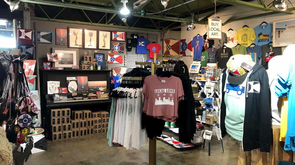 The Workroom in Wichita